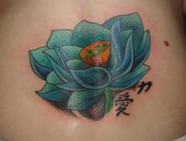 coverup lotus by nakedarttattoo