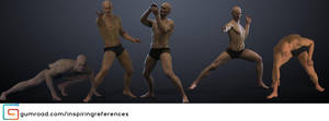 5pack Male 2017.11.09 by inspiring-references