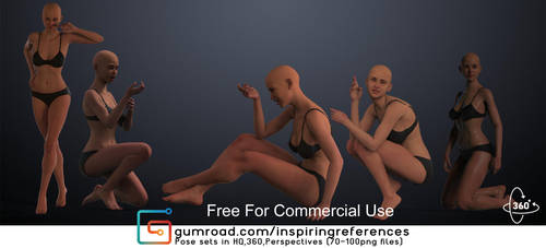 Female-5packpromo by inspiring-references