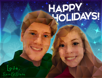 Low Poly Christmas by MMFane