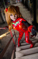 Asuka dark side by LilithNagisaIV