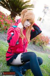 Asuka Plug-hoodie by LilithNagisaIV