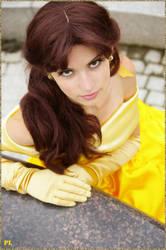 Belle cosplay - Portrait by RikardaJ