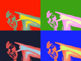 Photo Pop Art Effects Pic by CreamCrazy