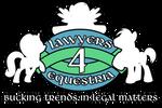 Lawyers4Equestria Logo by CreamCrazy