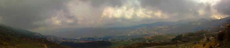 Leb. Landscape by 79oO9ah