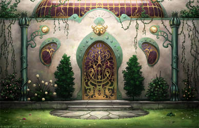 Enter Flora by Roseum