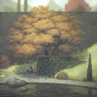 Fall And The Wall by Roseum