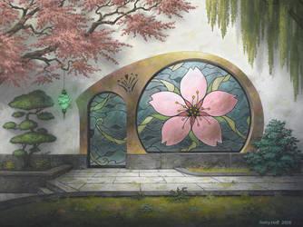 Flower Shop by Roseum