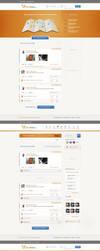 MeetRush.com - new social site by ren-g