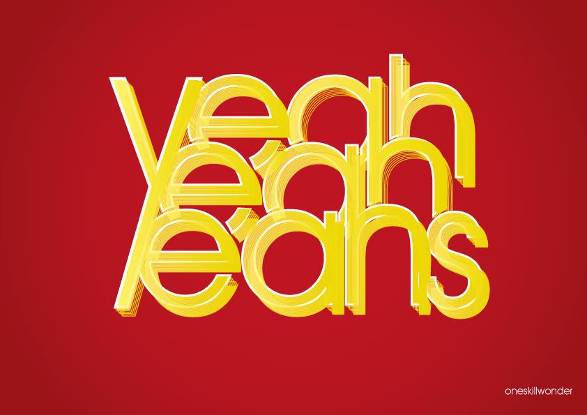 Yeah Yeah Yeahs by oneskillwonder