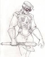 streampunk captain britain 1 by colgreyis