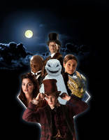The Snowmen Cometh by colgreyis