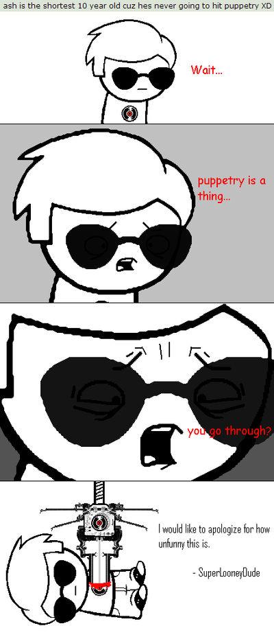 my first homestuck webcomic by superlooneydude on deviantart