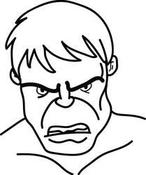 Random face by SimonVV