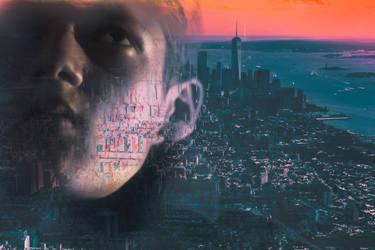 NEW YORK by SimonVV