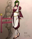 Mei Sketch by ArousingSoul