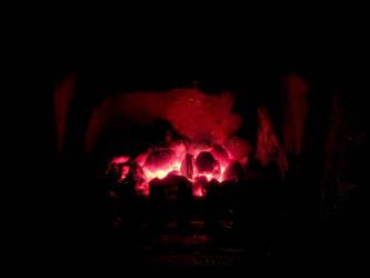 Warm Coals by soraneko