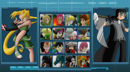 Choose Your ACC by Zeakari