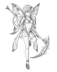 Fairy by studioartmix