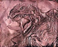 Gamera by monsterartist