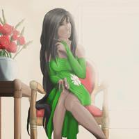 Layla - Color by Gannadene