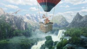 Dream Flight by MarkReyntiens