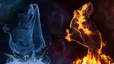 Through Fire And Water by MarkReyntiens