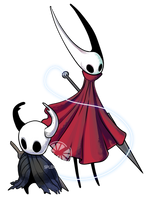 Hollow Knights by splendidcitrus