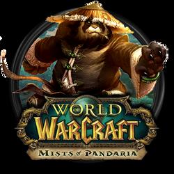 World of Warcraft - Mists of Pandaria Icon by Kamizanon