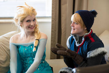 Disney: ICE IS MY LIFE by WonderBoyCosplay