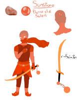 Remake Sunstone: Pierre de Soleil by FaridCreator