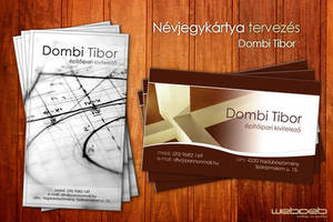 DT Business cards by blinka