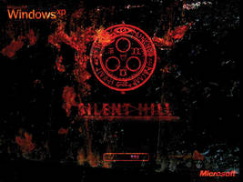 My Silent Hill Bootscreen by JeffOliver