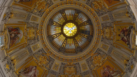 Der Berliner Dom II by cybercake