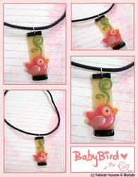 Baby Bird by ChocoAng3l