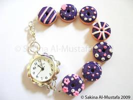 Watch Bracelet by ChocoAng3l
