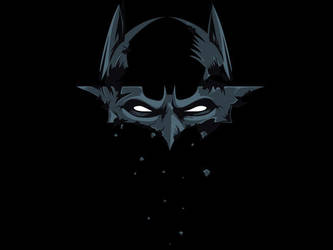 Batman: The Dark Knight Rises T-Shirt Contest DBH by lattimer36