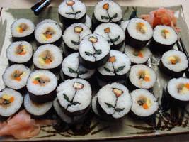 Japanese food by KelsPOP