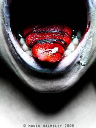 Silent tongue by Guirnou