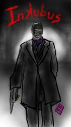 Robert Englund Omnipresent Dark Stranger Inkubus by usadragonroar