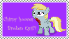 Chirpy hooves Stamp by coco-swirl