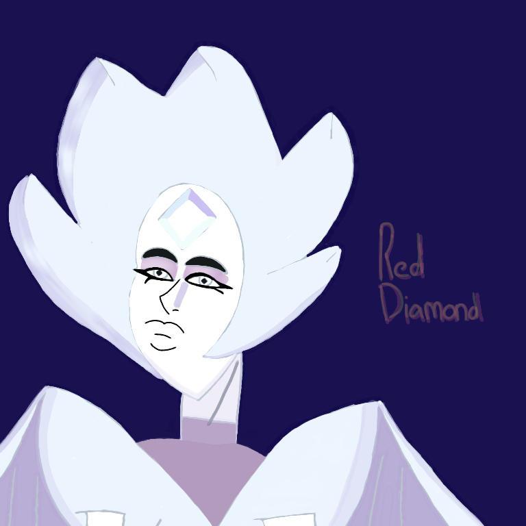 White Diamond by lovelo37