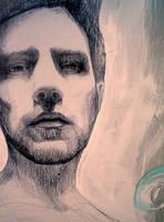 Self-Portrait 2 by MichaelShapcott