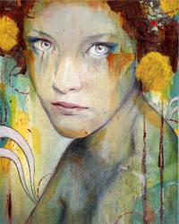 Dahlia by MichaelShapcott