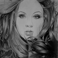Adele by lucky-louie