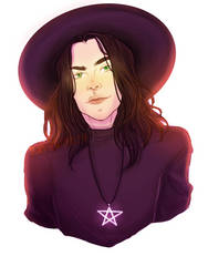 Modern! Sirius Black by downtheartsyhollow