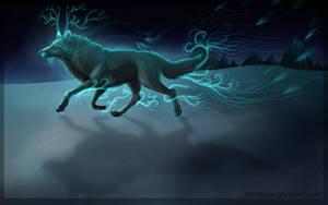 Blue Spirit of the North by Demeritas