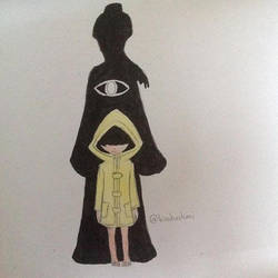 Little Nightmares - Six, the Lady by HotaruHoshimi