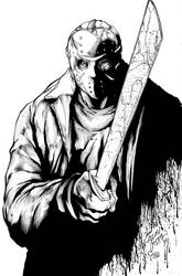 Jason Vorhees by Inker-guy